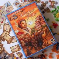 Marco Polo társasjáték-teszt