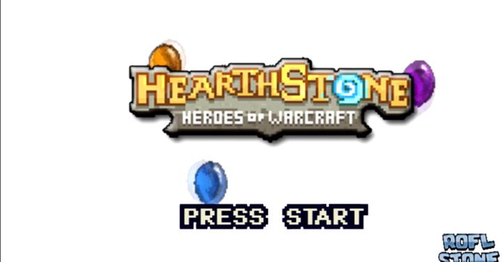 Így nézne ki a Hearthstone 8-bitesen