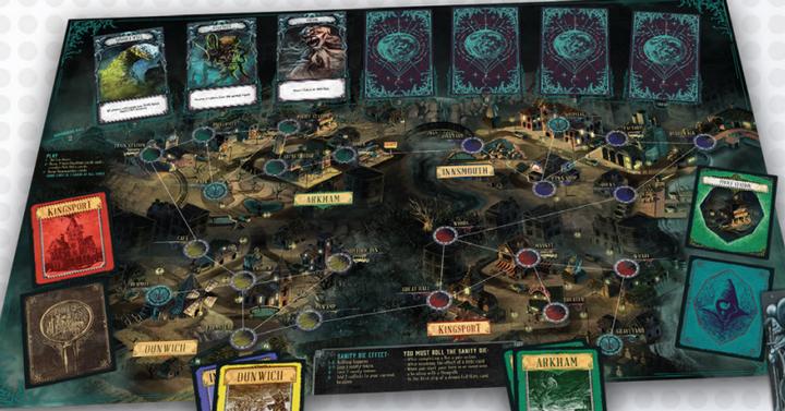Jön a Pandemic: Reign of Cthulhu