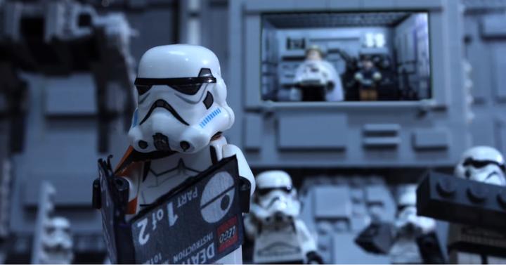 Megérkeztek a LEGO Star Wars Zsivány Egyes készletek Magyarországra