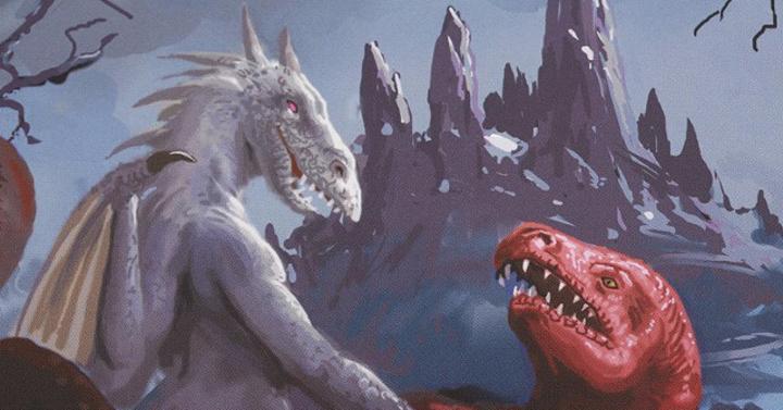 Már bujálkodó sárkányokat ábrázoló falinaptárral is hozzá lehet járulni a kultúrához
