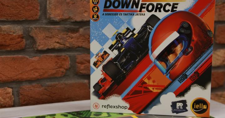 Downforce társasjáték-kritika