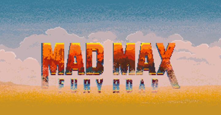A Mad Max autói 8-bitesen is zseniálisak
