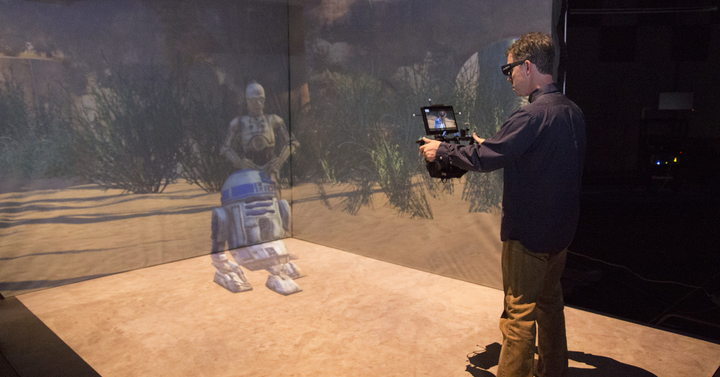 Star Wars virtuális valóság: egy 40 éves álom válhat valóra