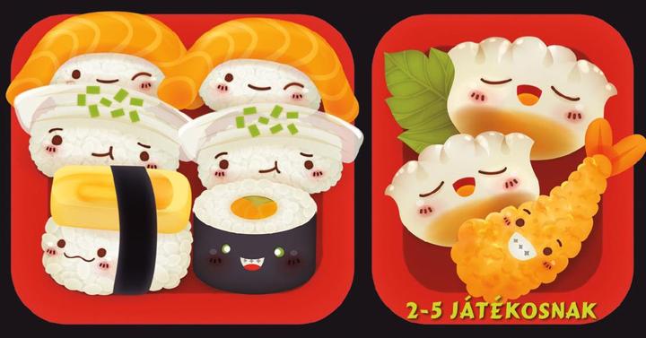 Sushi Go! – társasjátékajánló