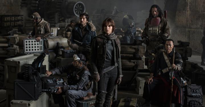 Star Wars: Rogue One előzetes az Amerika Kapitány: Polgárháború előtt?