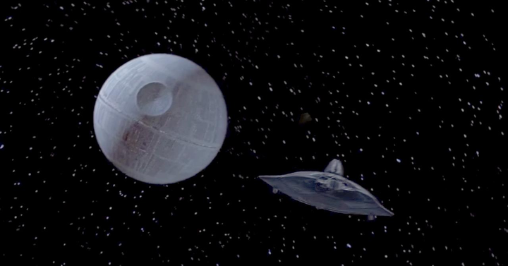 Így fest a Star Wars és A függetlenség napja keresztezése