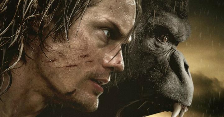 Itt a Tarzan legendája magyar feliratos előzetese