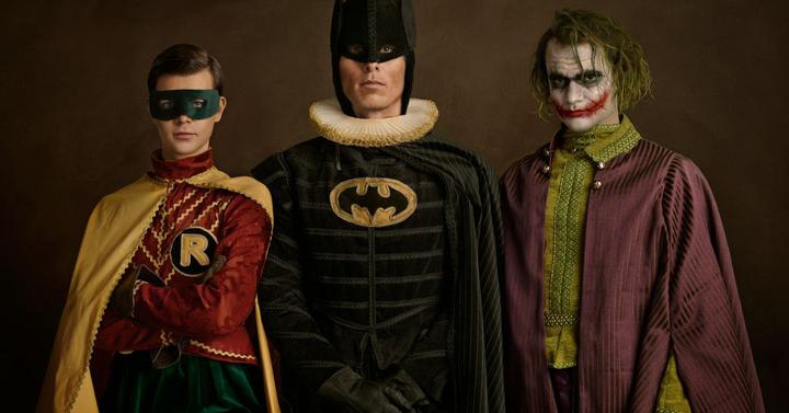 Batman a 17. században is szigorú