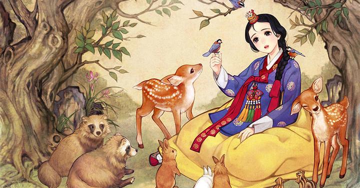 Disney mesék koreai szemmel