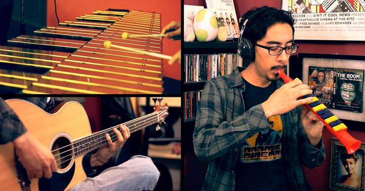 Így élednek fel modern hangszereken a klasszikus 16-bites melódiák