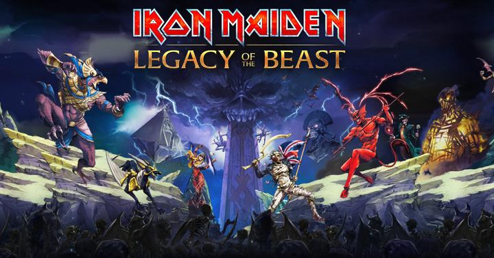 Iron Maiden szerepjáték készül mobilokra