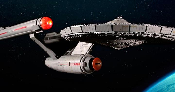 Klasszikus Star Trek szettek a Mega Blokstól
