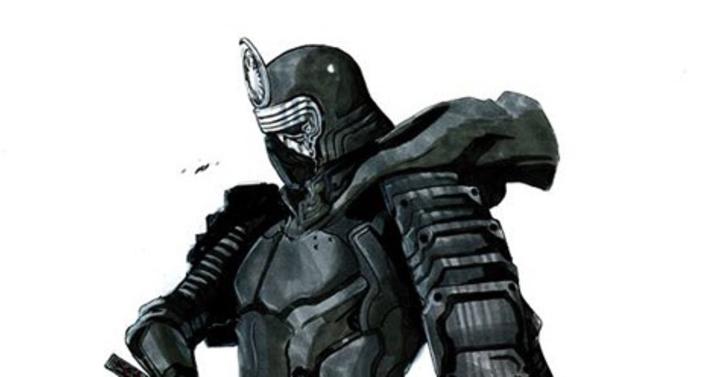 Így néznének ki a Star Wars: Az ébredő Erő karakterei a feudális Japánban