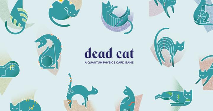 Dead Cat társasjáték - a macskák szuperpozíciója