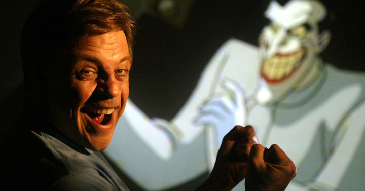 Mark Hamill lesz Joker hangja a Gyilkos tréfa animációs filmben