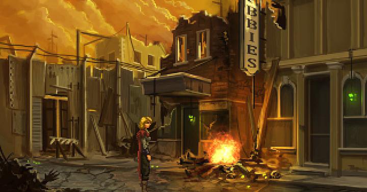 Poszt-apokaliptikus pixelkaland jöhet?