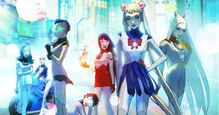 Gondoltátok volna, hogy a Sailor Moon is lehet menő?