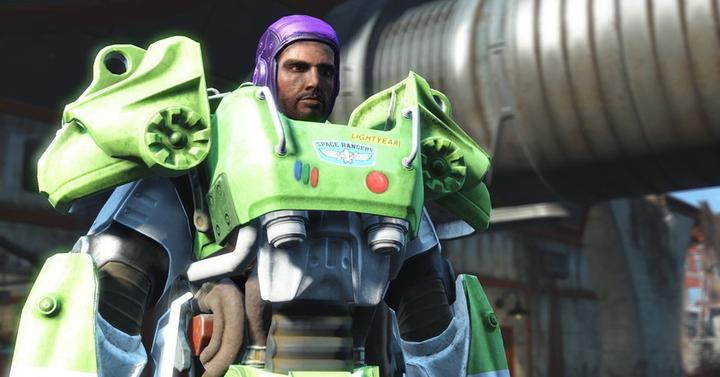 Ennél királyabb mod jelenleg nincs a Fallout 4-hez
