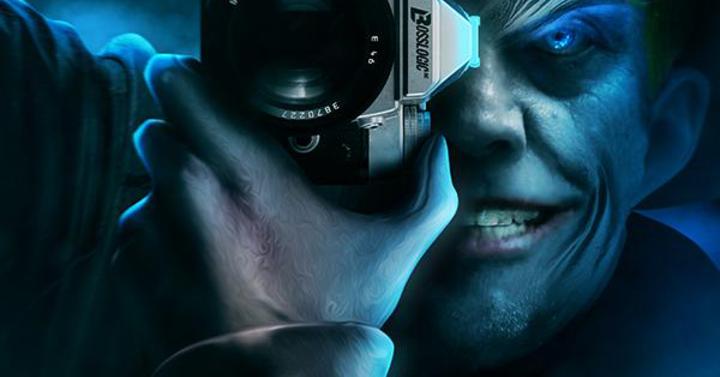 Mark Hamill mint Joker