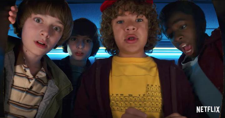 A Comic Conon debütált a Stranger Things második évadának teljes előzetese