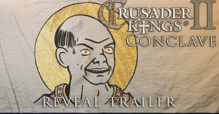 Crusader Kings 2 - Itt a Konklávé