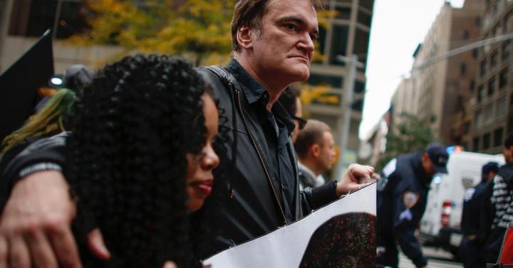 A New York-i rendőrök kiakadtak Quentin Tarantinora