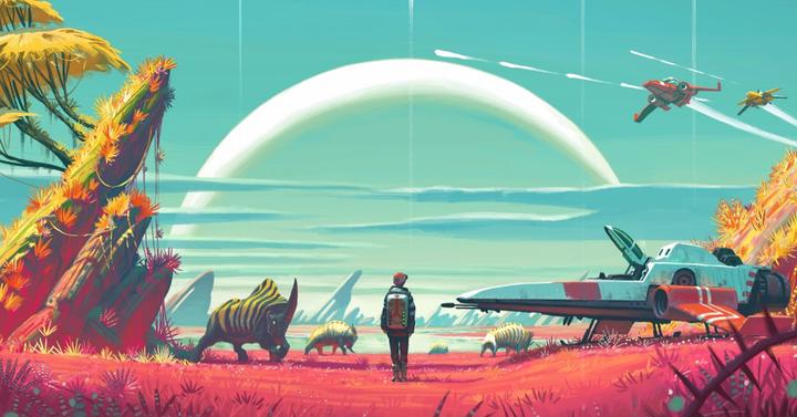 No Man's Sky – Nem gémnek való vidék