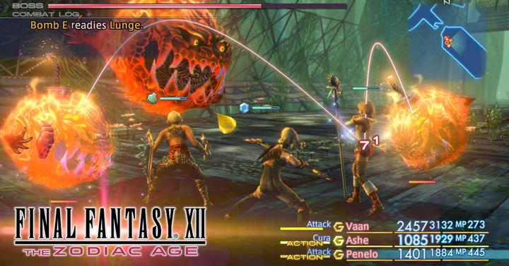 Az időutazó csemegéje: Final Fantasy XII The Zodiac Age – Játékteszt