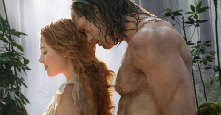 Tarzan legendája - itt a szinkronos előzetes