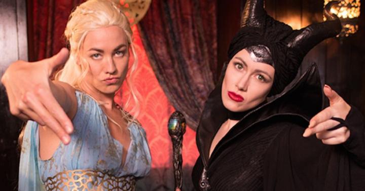 Daenerys és Demóna rapcsatája már-már magas művészet