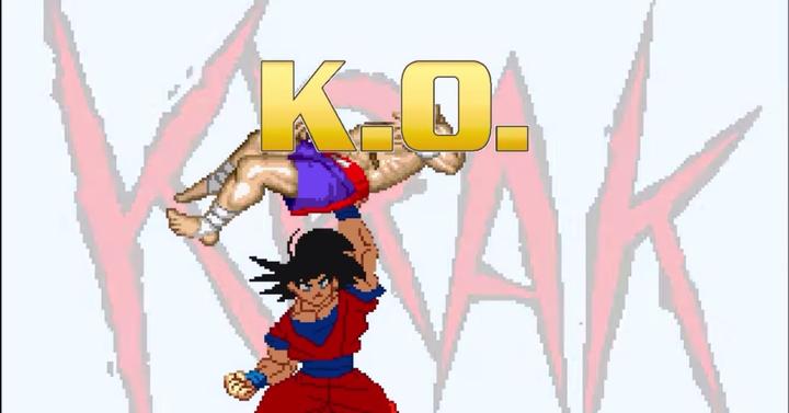 Goku mindenkit megver