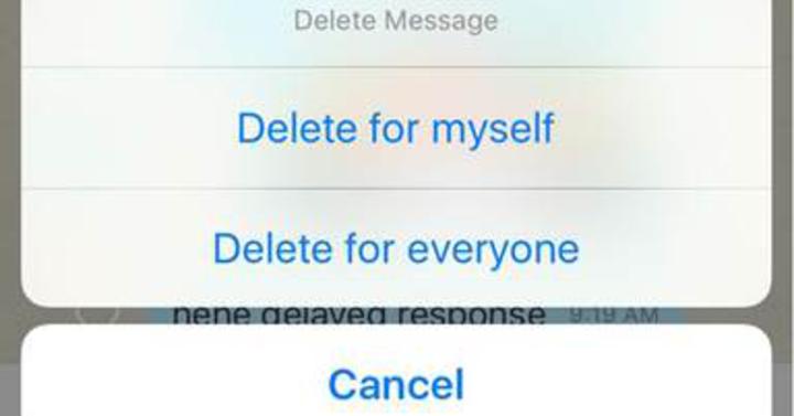 Mostantól visszavonhatod az elküldött üzeneteket Viberen