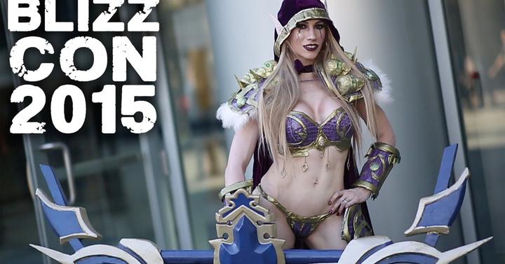 Itt egy videó a 2015-ös BlizzCon legjobb cosplay-eseiről