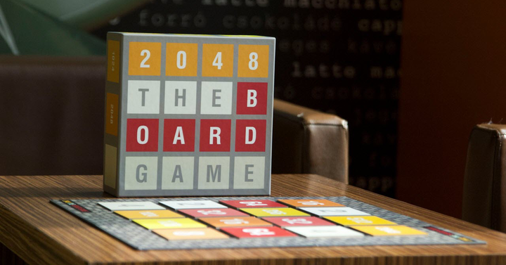 2048 - The board game | Review