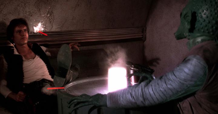 A klasszikus Star Wars filmek összes változtatása 4 videóban