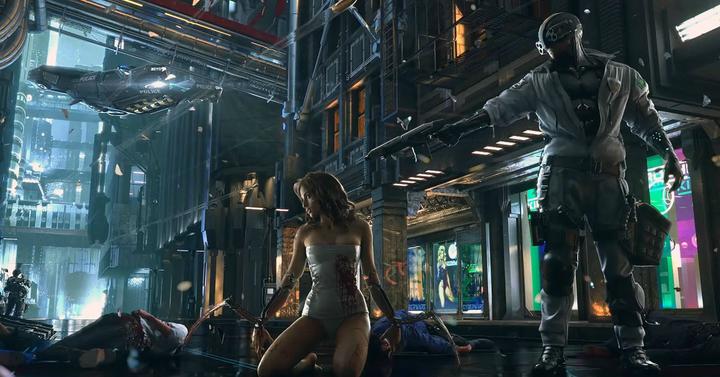 Jókora csapat hegeszti a Cyberpunk 2077-et