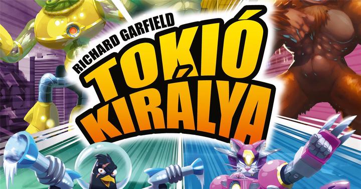 Tokió királya – társasjáték-ajánló