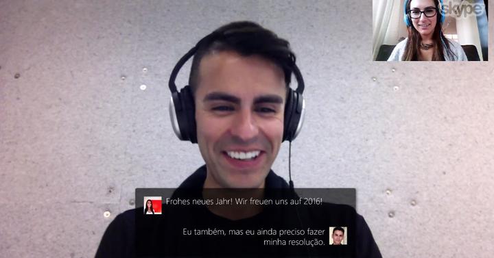 Mindenki számára elérhető lett a Skype tolmácsgépe