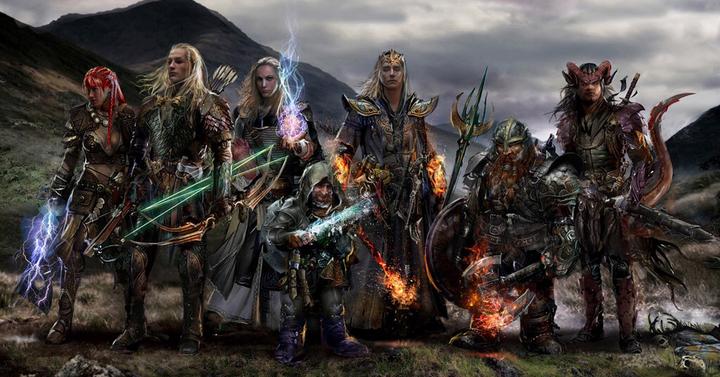 Dungeons & Dragons 5. kiadás ismertető