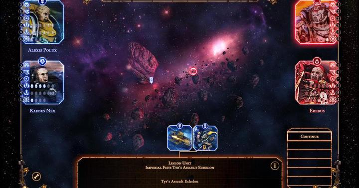Új számítógépes Talisman társasjáték érkezik a Warhammer 40.000 világán