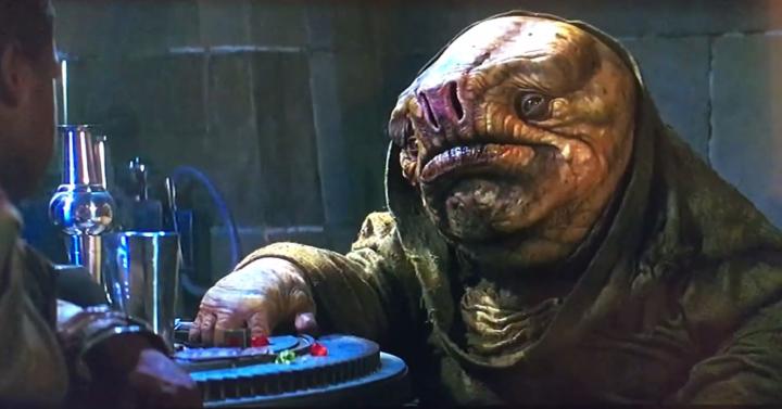 Megvan, hogy néz ki Simon Pegg karaktere a Star Wars: Az ébredő Erőben
