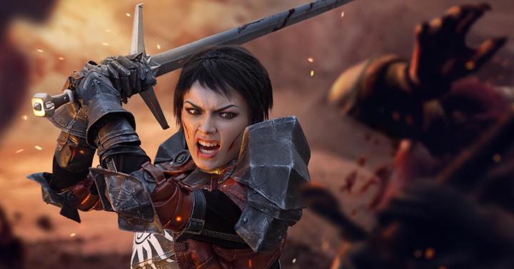 Kétségtelenül ez a legmenőbb Dragon Age: Inquisition cosplay