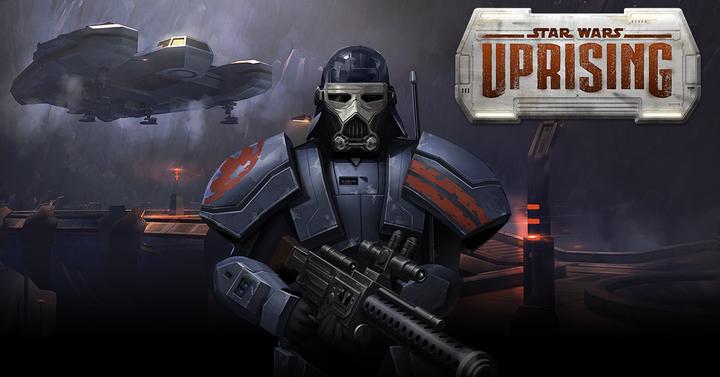 Bréking: tölthető a Star Wars: Uprising