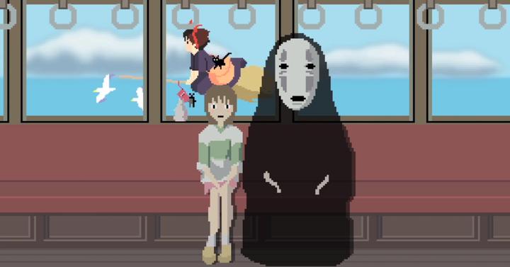 Miyazaki filmjei 8-bitesen is szívszaggatóak
