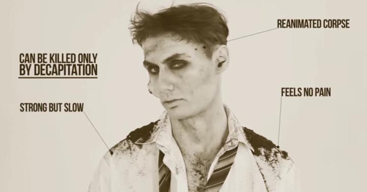 A zombik fejlődését mutatja be egy virális videóban a Dying Light