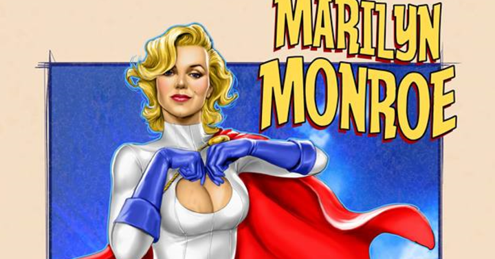 Így néztek volna ki a szuperhősök Hollywood aranykorában