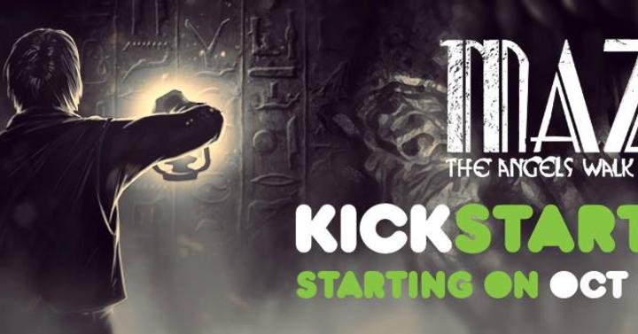 Hamarosan elkezdődik a Maze The Angels Walk Silently Kickstarter-kampány