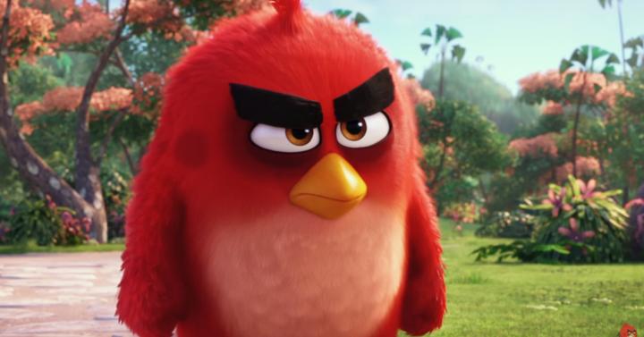 Meglepően vicces az Angry Birds-mozi trailere