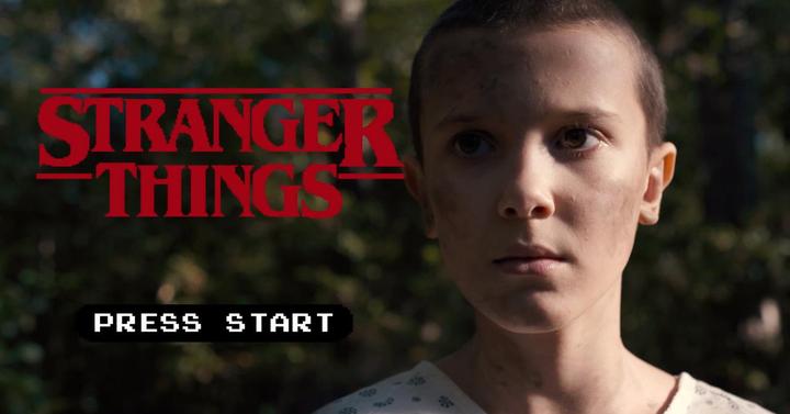 A Stranger Things még retróbb lett videojáték-köntösben